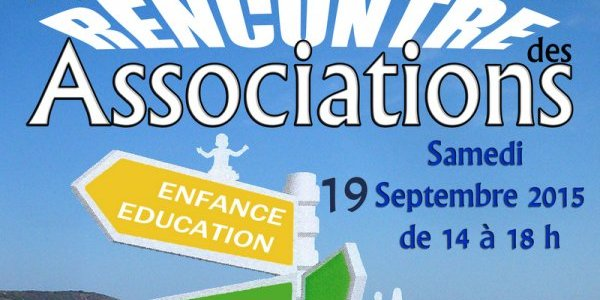 Logo - A la Rencontre des Associations